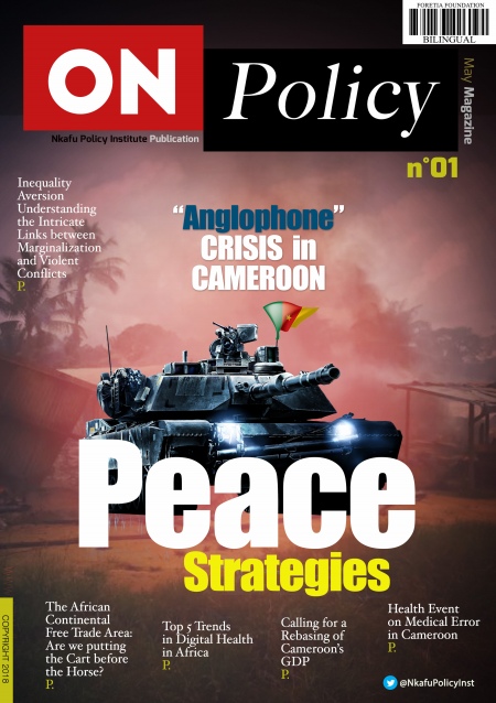 OPM 1 - Anglophone Crisis in Cameroon