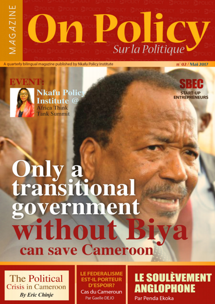 anglophone crisis in cameroon- only a transition governement